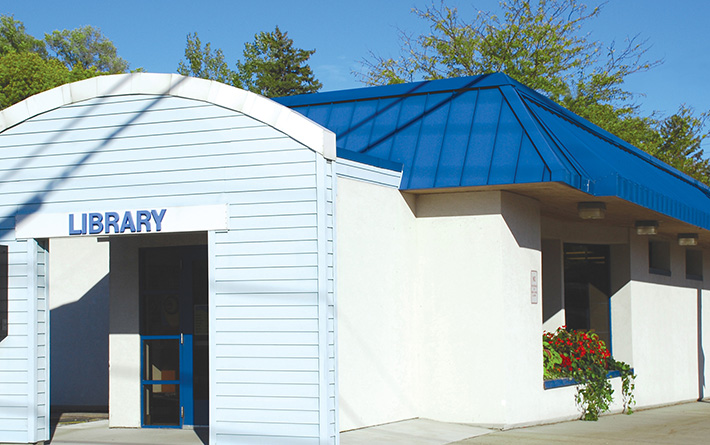 Maple Plain Library